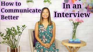 Download How to Communicate Better (in an Interview) Video