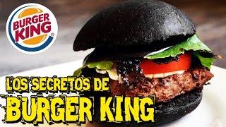 Download ►Los Secretos De Burger King | Hamburguesa Negra? Video