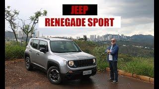 Download Jeep Renegade Sport 1.8 MT 2019 - Teste do Emilio Camanzi Video