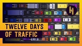 Download The Time China Had a 12 Day Long Traffic Jam Video