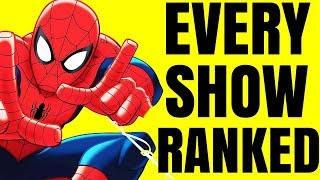 Download Worst to Best - Every Spider-Man Cartoon Ranked Video