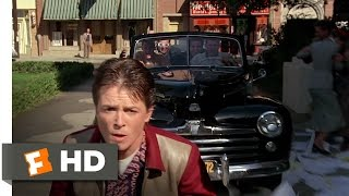 Download Back to the Future (7/10) Movie CLIP - Skateboard Chase (1985) HD Video