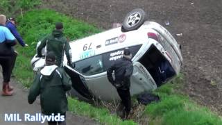 Download very hard crash at the rally 7 Video