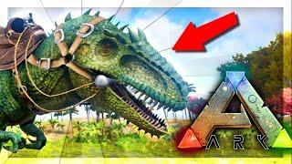 Download ARK: Survival Evolved Server - TAMING A GIGANOTOSAURUS #78 Video