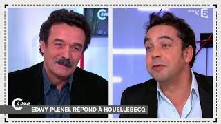 Download Houellebecq et islamophobie: clash entre Cohen et Plenel - C à vous - 06/01/2015 Video