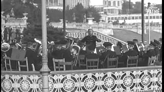 Download The Crystal Palace (1851-1936), rare footage 1935. Video