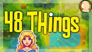 Download Stardew Valley - 48 Things You Still Might Not Know Video