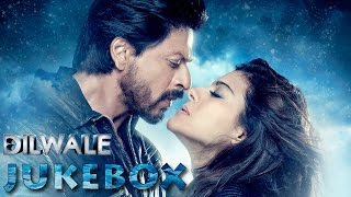 Download Dilwale Jukebox - Shah Rukh Khan | Kajol | Varun Dhawan | Kriti Sanon Video