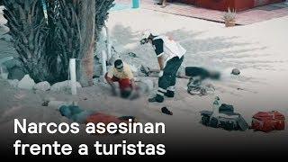 Download Narcos ejecutan frente a turistas - Inseguridad - En Punto con Denise Maerker Video