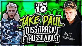 Download Jake Paul Diss Track ft. EX-GIRLFRIEND (Alissa Violet) Video