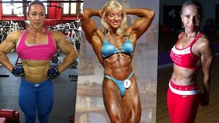Download World's Oldest Female Bodybuilders Video