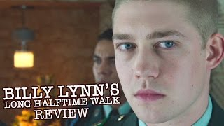 Download ​BILLY LYNN'S LONG HALFTIME WALK Review - Kristen Stewart, Joe Alwyn, Vin Diesel Video