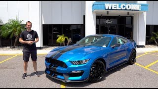 Download Is the NEW 2019 Ford Shelby GT350 now even BETTER to BUY? Video