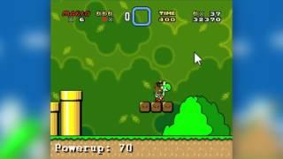 Download All 255 Super Mario World Power-ups Video