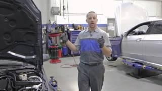 Download Mercedes Benz Oil Change vs Minor Service Video