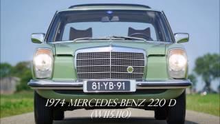 Download Mercedes Benz 220 D W115 110 1974 Video
