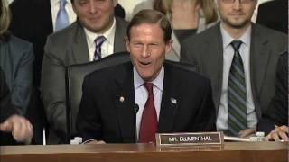 Download Senator Blumenthal questioning Justice Antonin Scalia & Justice Stephen Breyer Video
