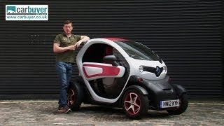 Download Renault Twizy review - CarBuyer Video