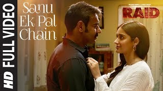 Download Full Video: Sanu Ek Pal Chain Song | Raid | Ajay Devgn | Ileana D'Cruz | Raid In Cinemas Now Video