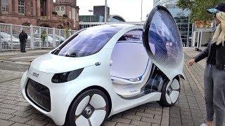 Download The Smartest Smart Car! Video