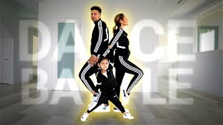Download ELLE TEACHES US HOW TO DANCE!!! **ULTIMATE FAMILY DANCE BATTLE** Video