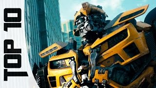 Download Top 10 Scenes | BUMBLEBEE (HD) Video