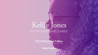 Download Art Historian and Curator Kellie Jones | 2016 MacArthur Fellow Video
