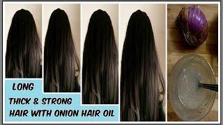 Download Onion Hair Oil - Fast Hair Regrowth, Hair Loss, Long & thick hair Video