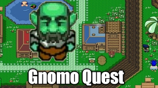 Download #11 Como Fazer a missão do Gnomo !! Graal Online Classic Video