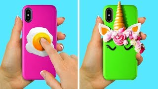 Download 17 COOL PHONE CASE IDEAS TO MAKE YOUR DEVICE BRIGHTER Video