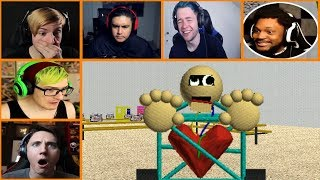 Download Let's Players Reaction To 1st Prize | Baldi's Basics In Education And Learning Video
