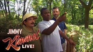 Download Tracy Morgan, Jimmy Kimmel & Guillermo Tour the Bronx Zoo Video