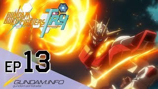 Download GUNDAM BUILD FIGHTERS TRY-Episode 13: Beyond The Knuckle (ENG sub) Video