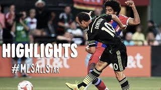 Download HIGHLIGHTS: MLS All-Stars vs FC Bayern München | August 6, 2014 Video