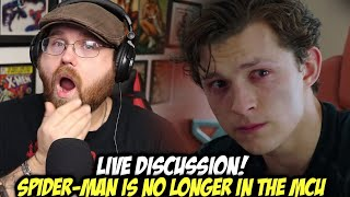 Download Spider-Man No Longer in the MCU - Live Discussion!!! Video