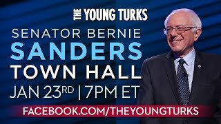 Download Bernie Sanders Interview with Ana Kasparian of The Young Turks Video