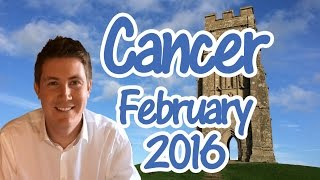 Download Cancer February HOROSCOPE 2016   Astrology for Zodiac Sign CANCER Video