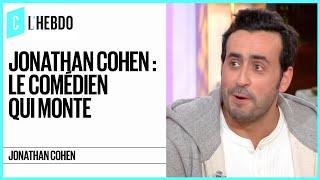 Download Jonathan Cohen / Serge le mytho : le comédien qui monte - C l'hebdo - 13/01/2018 Video
