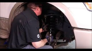 Download How to Replace Shocks and Struts in a Ford F150 4x4 – 2009 to 2012 Video