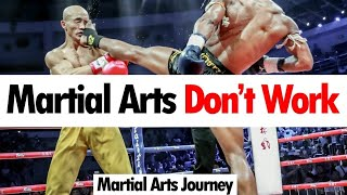 Download Why Martial Arts Don't Work • Martial Arts Journey Video