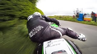 Download FAST⚡NARROW ROADS ✔️ -IRISH-ROAD-RACING-☘ . . (Isle of Man TT type racing) Video