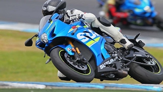 Download 2017 Suzuki GSX-R1000R Review Video