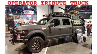 Download ″Operator″ Ford F150 tribute truck :SEMA 2015 Video