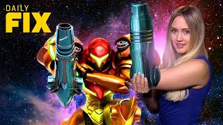 Download Metroid: Samus Returns Getting Nostalgic Special Edition - IGN Daily Fix Video
