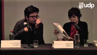 Download Valeria Luiselli en Cátedra Abierta UDP Video