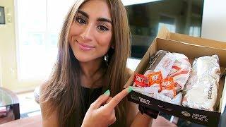 Download TACO BELL'S QUESARITO BOX! *990 Calories* Video