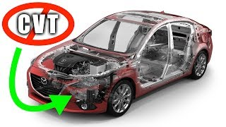 Download Are CVTs Bad? Why Mazda Avoids CVT Transmissions Video