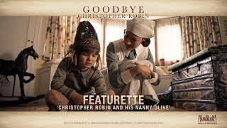 Download Goodbye Christopher Robin ['Christopher Robin & His Nanny Olive' Featurette in HD (1080p)] Video