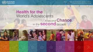 Download WHO: Health for the World's Adolescents: A second chance in the second decade Video