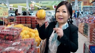 Download Korean Grocery Shopping: Rice & produce Video